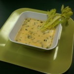 Shrimp Bisque with Lobster Flavoring
