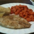 Tilapia and Carrots