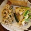 Oriental Chicken and Zucchini