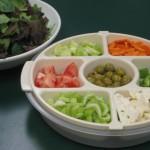 Mini Salad Bar