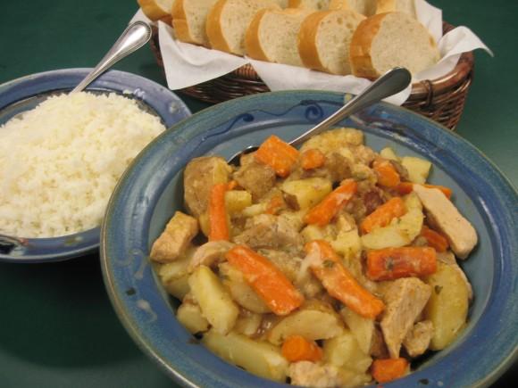 Stove Top Country Style Pork Roast — 52 Sunday Dinners