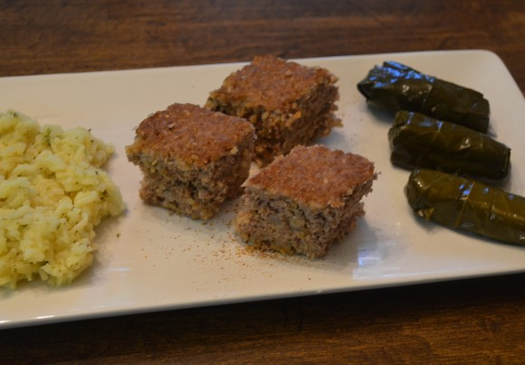 Kibbie – A Middle Eastern Favorite