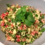02-Tabouleh Greek Salad